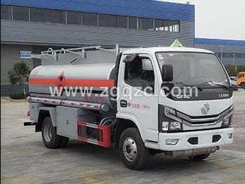 程力集团东风小多利卡5方加油车(国六)