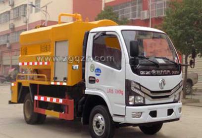 (国六)程力集团东风小多利卡清洗吸污车